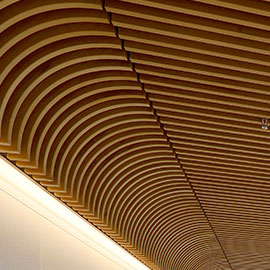 Grille Exclusive-line Plafond
