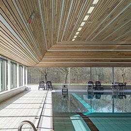 Ceiling linear Pro-line