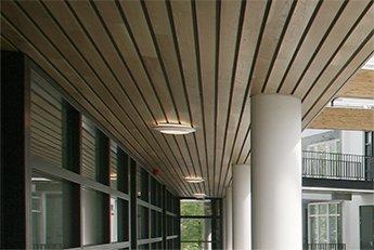 Karakteristieke Gewelfde Plafonds : Cradle to cradle plafond