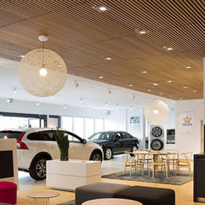 Volvo Retail Experience in Europe